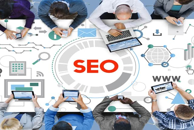 Integrated SEO